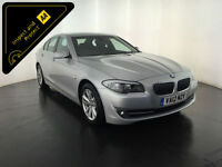 2012 BMW 520D SE DIESEL 1 OWNER SERVICE HISTORY FINANCE PX WELCOME