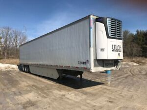 2011 53' Utility Reefer Trailer