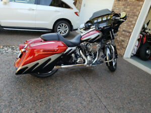 2016 Harley Davidson Street Glide Special with Extended Warranty