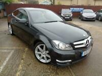 2013 Mercedes Benz C250 2.2 ( 204 bhp ) BlueEFFICIENCY CDI AMG Sport Auto, FSH for sale  Bicester, Oxfordshire