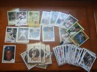 Baseball and some Hockey cards