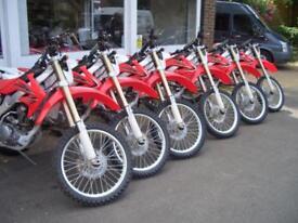 Honda CRF250XRL 249.4cc Trail (Enduro) - CHOICE OF 3 REMAINING!!