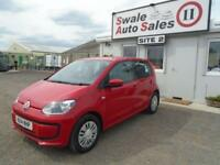 2014 VOLKSWAGEN UP 1.0 MOVE UP - 38,385 MILES - LOWEST INSURANCE GROUP POSSIBLE