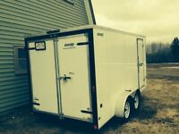 2015 Royal cargo trailer 14'x7'