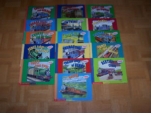 16 THOMAS THE TANKS & FRIENDS hardcover books - 32 stories