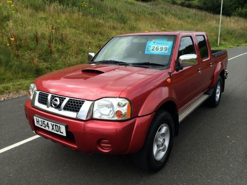 xxxx 2004 nissan navara d22 2 5 di 4x4 pick up xxxx in llantwit fardre rhondda cynon taf. Black Bedroom Furniture Sets. Home Design Ideas