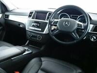 2012 Mercedes-Benz M Class 2.0 ML250 CDI BlueTEC Sport 5dr