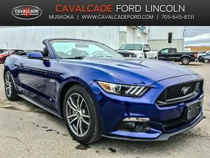 2016 Ford Mustang Convertible GT Premium