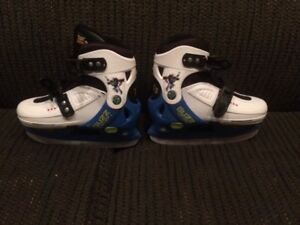 Size 13.5-2.5 Toy Story Kids Adjustable Skates