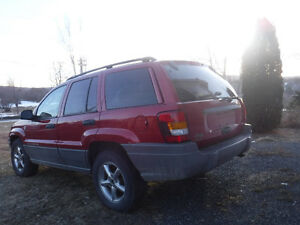 2002 Jeep Grand Cherokee larado SUV, Crossover