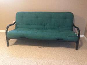 Futon. Couch bed