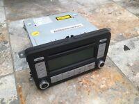 VW CD Radio model no. VWRCD 300
