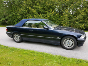 1999 BMW 328 Convertible M PACKAGE 5 SPEED $4000
