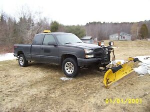 2003 truck with plow