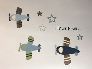 Nursery decor and bedding for baby boy