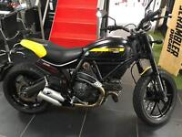 Ducati Scrambler FULL THROTTLE ONLY 3300 MILES WITH FULL SERVICE HISTORY
