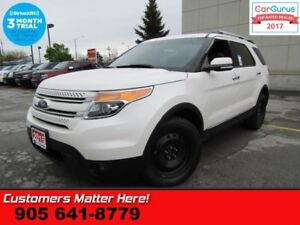 2015 Ford Explorer Limited  4X4 NAV LEATHER CAMERA POWER LIFTGAT