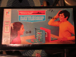 Board game:  Battleship Retro, pick up in Timmins only.