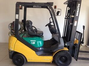 Forklift Hire Perth's cheapest from $120 p/w Victoria Park Victoria Park Area Preview