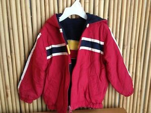 Reversible spring/fall jacket size 24 month