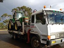 Tilt tray hiab heavy duty towing Port Kennedy Rockingham Area Preview