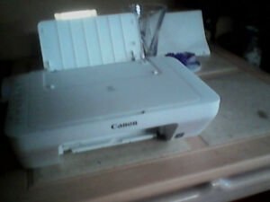 Canon Scanner Printer and Copier
