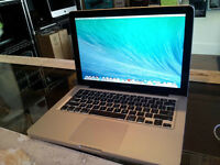 "13"" Macbook Pro Intel Core i7 2.8 GHz 16 GB RAM 512 GB SSD"