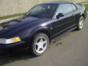 2000 Mustang GT 4.6 Litre Automatic
