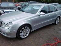 2006 Mercedes Benz E Class E280 CDI Sport 4dr Tip Auto 4 door Saloon