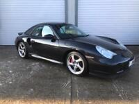 2004 04 PORSCHE 911 3.6 996 TURBO CABRIOLET TIPTRONIC S AWD 2DR