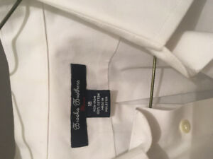 Youth size 18 Brooks Brothers dress shirt - no iron