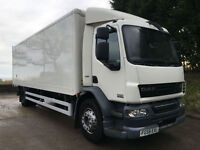 2009 DAF LF 55.220 EURO5 25ft grp box, tail-lift,