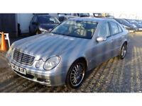 Mercedes-Benz E220 2.1TD auto 2005MY CDI Elegance