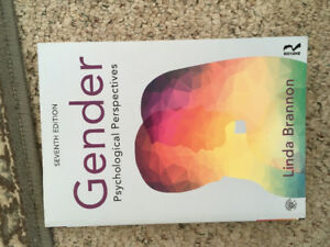 Gender Psychological Perspectives 7th ed by Linda Brannon
