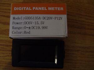 digital panel meter West Island Greater Montréal image 1