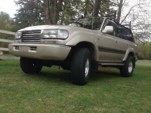1990 Toyota Land Cruiser 4x4, VX LIMITED EDITION