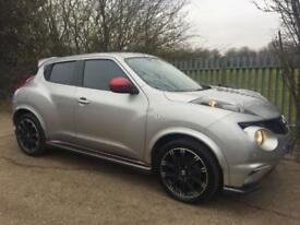 Nissan Juke 1.6 DIG-T Nismo M-CVT 4WD 5dr - Lady Owned Vehicle