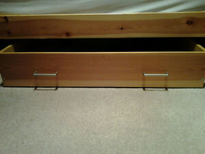 Ikea underbed drawer