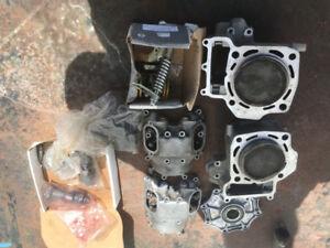 Selling used Kawasaki Teryx 750cc stock engine parts .