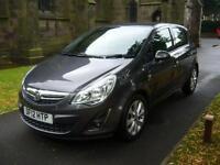 2012 Vauxhall Corsa 1.3 CDTi ecoFLEX Active 5dr [AC] 5 door Hatchback