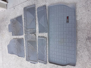 09-15 Chevy Traverse Weathertech mats