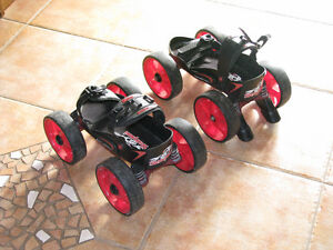 Rollerblade scorpion multi terain suspension ajustableVaut149$Us