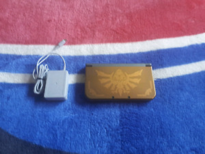 NEW 3DS XL EDITION HYRULE