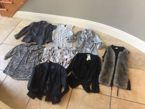 Ladies Brand Name Size S Business Casual shirt lot