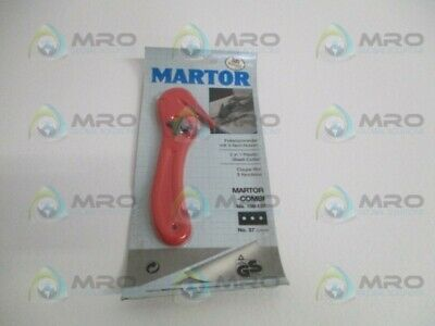 Martor 109137 Plastic Sheet Cutter New In Original Package
