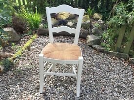 Attractive Rush seated Chair