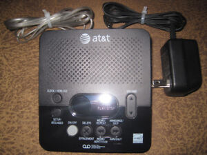 PRE-OWNED,AT&T DIGITAL ANSWERING SYSTEM