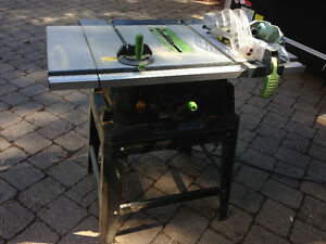 "Haussmann 10"" Table Saw"
