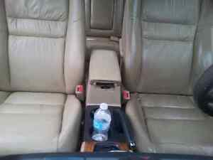 Car Cleaning and Detailing - Leather Cleaning and Conditioning