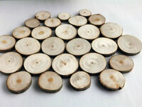 Tree Wood Mini Disk Slabs
